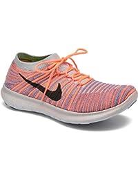 Nike WMNS Free RN Flyknit, Chaussures de Running Entrainement Femme