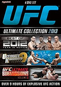 UFC Ultimate Fighting Championship: Ultimate Collection 2013 [DVD]