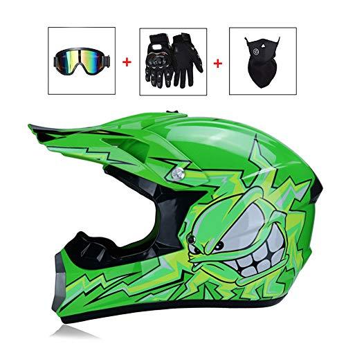 LEENY Casco de Motocross