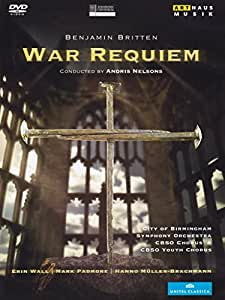 Benjamin Britten - War Requiem (Coventry Cathedral)