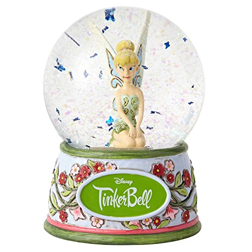 DISNEY TRADITIONS Tinker Bell Schneekugel