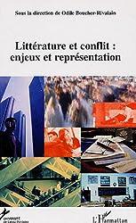 Le conflit : enjeux et représentations : Tome 2, Littérature