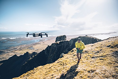 Parrot Anafi Base Drone con Videocamera HDR 4K con Gimbal con Inclinazione a 180°, Nero - 20