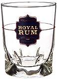 Durobor, 81672 - Duke Royal, Set di 6 Bicchieri da Rum