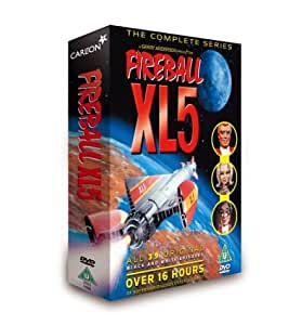 Fireball Xl5: The Complete Series [DVD] [1962]