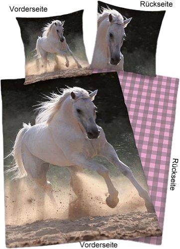 Herding Pferdebettwäsche Baumwolle 135x200cm