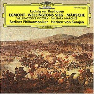 Egmont / Wellingtons Sieg / Märsche