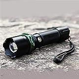 Lepakshi Tactical Police 5000Lumen Q5 Led 3Modes Flashlight Aluminum Torch Safet