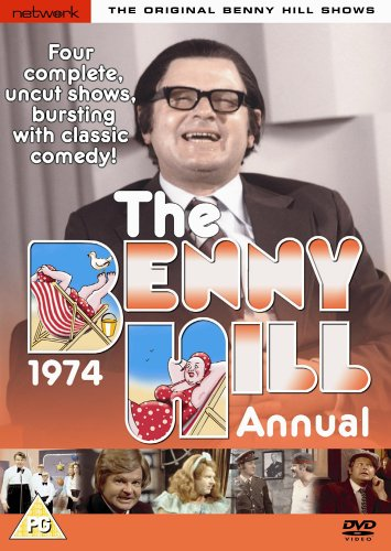 The Benny Hill Annual - 1974