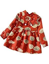 f24e264bcf69 Amazon.co.uk  Red - Dresses   Baby Girls 0-24m  Clothing