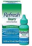 Best Dry Eye Drops - Refresh Tears Eye Drops - 15 ml Review