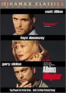 Albino Alligator [DVD] [1997] [Region 1] [US Import] [NTSC]