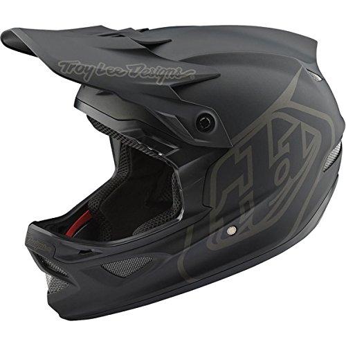 Troy Lee Designs D3 Fiberlite Mono Helmet Black Kopfumfang L | 58-59cm 2019 Fahrradhelm