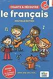 Chante et decouvre le francais ksiazka + CD audio