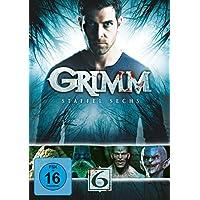Grimm - Staffel sechs
