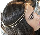 #7: Rhinestone Head Chain