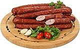 Waldfurter Wurst und Würstchen: Gereifte Würstchen Premium 0,8 Kg | Schlesische Lebensmittel | Kühlversand