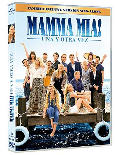 Mamma Mia! Una Y Otra Vez [DVD]