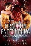 Draekon Entführung: Verbannt auf den Gefängnisplaneten: Eine Sci-Fi Dreierbeziehung Romanze