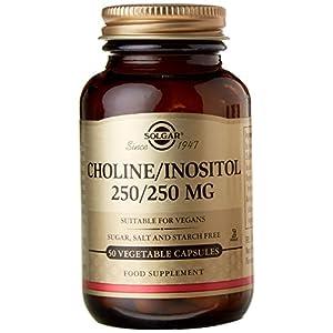 Choline/Inositol 250/250mg