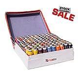 #5: Reglox Sewing Thread Spools Box ART-M150 (Buy 1 Get 1 Free)