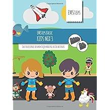 EMSteps Basic Kids Mix 3: Instrucciones de montaje para piezas de botones: Volume 3