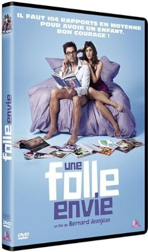 Preisvergleich Produktbild A Burning Desire ( Une folle envie ) [ NON-USA FORMAT,  PAL,  Reg.2 Import - France ] by Clovis Cornillac