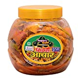 #10: Superv Gold Mixed Pickle - 400 gm
