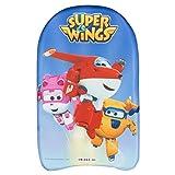 Super Wings - Tabla natación 27x4x44 cm (ColorBaby 77002)