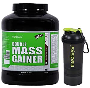 Medisys Double Mass Gainer, 3kg
