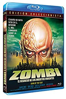 Zombi El Regreso de los Muertos BD 1978 Dawn of the Dead [Blu-ray] (B018632PUU) | Amazon price tracker / tracking, Amazon price history charts, Amazon price watches, Amazon price drop alerts