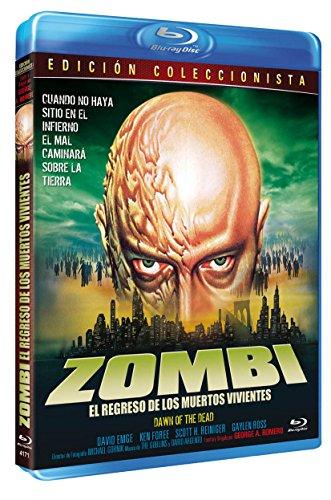 Zombi El Regreso de los Muertos BD 1978 Dawn of the Dead [Blu-ray]