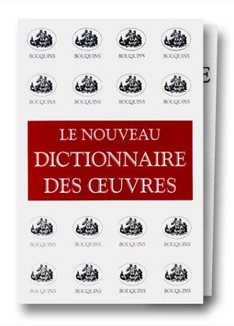 Le Nouveau dictionnaire des oeuvres de tous les temps et de tous les pays, coffret, 7 volumes