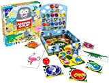Animal Soup Mixed-Up Animal Board Game