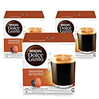 Nescafe Dolce Gusto Grande Intenso Coffee - 3X160 gm