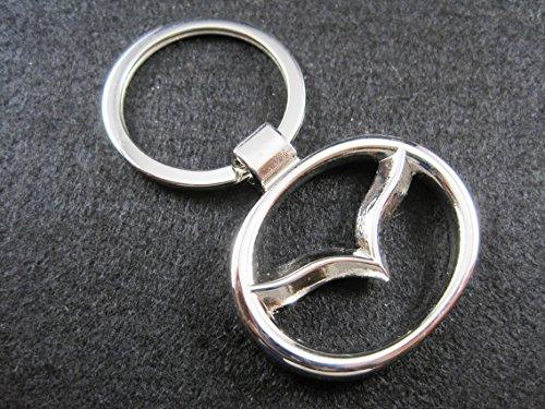 Llavero de metal Mazda