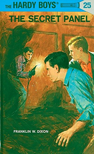 Hardy Boys 25: the Secret Panel (The Hardy Boys, Band 25)