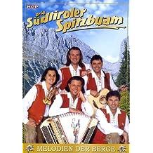 Original Südtiroler Spitzbuam - Melodien der Berge
