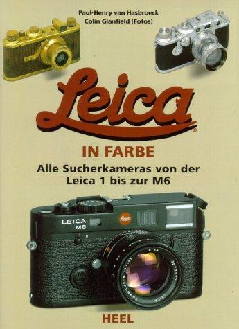 Preisvergleich Produktbild Leica in Farbe: Alle Suchkameras von der Leica 1 bis zur M6