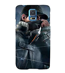 For Samsung Galaxy S5 mini :: Samsung Galaxy S5 mini Duos :: Samsung Galaxy S5 mini Duos G80 0H/DS :: Samsung Galaxy S5 mini G800F G800A G800HQ G800H G800M G800R4 G800Y life is short time is fast. No replay. No rewind. So enjoy every moment as it comes ( life is short time is fast. No replay. No rewind. So enjoy every moment as it comes, good quotes, abstract background ) Printed Designer Back Case Cover By TAKKLOO