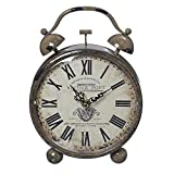 Best Vintage Alarm Clocks - Alarm Clock Vintage Port in Shabby Chic Style Review