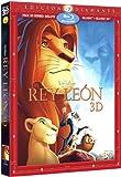 El Rey León 3D (Edición Diamante Blu-ray + Blu-ray 3D) [Blu-ray]