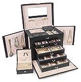 Ifly Online portagioie scatole per gioielli scatola custodia box scatola
