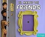 El MARCO de FRIENDS . serie tv F.R.I.E.N.D.S , 26 cm x 21 cm, TE LO ENVIO GRATIS !!! buscas un regalo original?