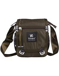 URBAN KINGS VE-VERITE Nylonmatty Messenger Bag - Vintage Cross Body Shoulder Satchel,bag Is Perfect For Travelers... - B07BGX9V5N