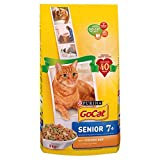 Go-Cat Senior Chicken And Rice And Vegetables 2Kg