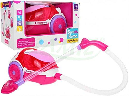BSD Kinder Staubsauger Spielzeug Lichteffekte