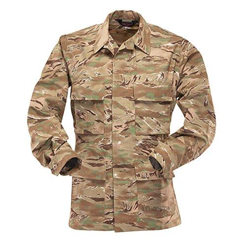 Tru-Spec BDU caselle da giacca All Terrain Tiger