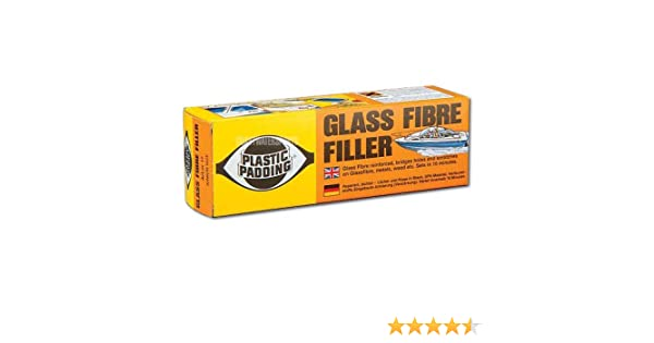 Plastic padding Glass Fibre Filler 165g