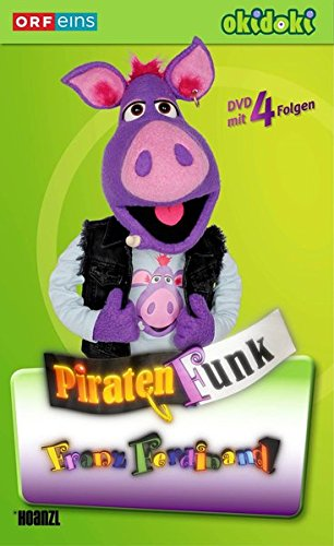 Piratenfunk Franz Ferdinand - 4 Folgen